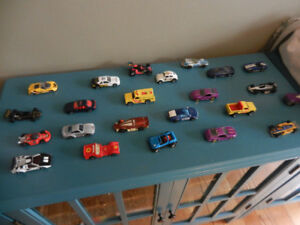 Hot Wheels Lot of 23 Vintage 1970s,80s,90s