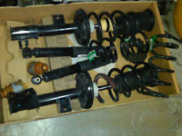Fiat 500 Abarth OEM Stock Suspension, struts, shocks, springs