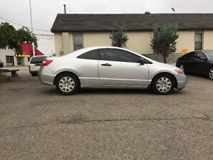 2006 Honda Civic Coupe (2 door) Kitchener / Waterloo Kitchener Area image 1