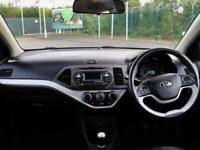 2014 Kia Picanto Kia Picanto 1.25 2 EcoDynamics 5dr Hatchback Petrol Manual