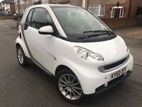 Smart Fortwo 0.8 CDI 2011, 38,000 Miles, SATNAV, Leather Heated Seats, HPI Clear