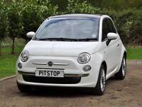 Fiat 500 1.2 Lounge 3dr PETROL MANUAL 2012/62