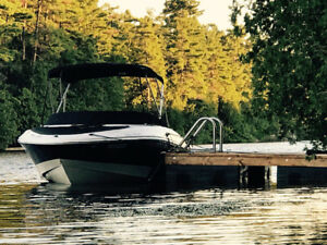 SEA RAY 195 Sport ...low low hrs