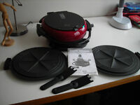 George Forman 360 Grill and Quesadilla Maker
