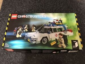 Brand new sealed LEGO® Ideas 21108 Ghostbusters™ Ecto-1
