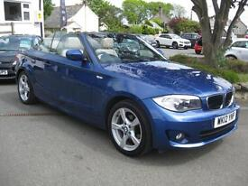 2012/12 BMW 118d 2.0TD Sport Convertible, Only 35,000 miles, Superb Condition