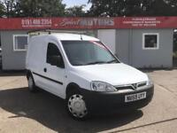 2009 Vauxhall Combo 2000 Cdti E4 **No Vat**Finance Available* 1.2