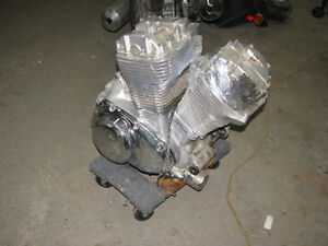 Moteur Suzuki VS1400 Intruder S83 Engine