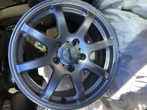 Mazda 3 rims/mags made by FAST. Set of 4.