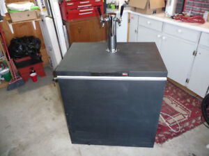 Custom-made Kegerator - Keezer - Cold Beer On Tap At Home!