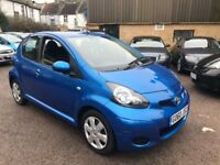 Toyota Aygo 1.0 VVT-i Blue 5dr£3,795 low mileage