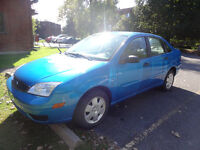 2007 Ford Focus - 30000 km - like NEW