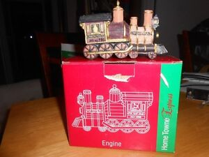 1998 HOME TOWNE EXPRESS by JC PENNEY - LOCOMOTIVE ENGINE MIB $8