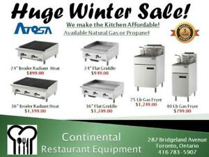 Restaurant Equipment New and Used Toronto