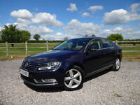 2012/12 Volkswagen Passat 2.0 TDI BlueMotion Tech SE DSG 4dr Automatic
