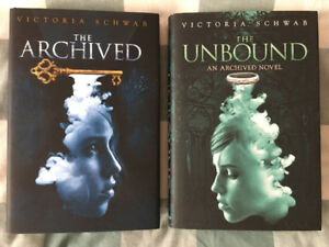 """The Archived"" & ""The Unbound"" by Victoria Schwab"