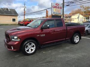 2018 Ram Quad cab  Sport  FREE Winter tires on all cars and SUVS