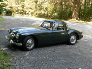 1959 MGA Coupe For Sale/A vendre
