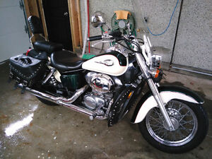 1998 Honda 750 Shadow