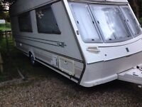 Abbey gt 1998 4 berth in mint condition