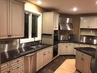 Renovation - Kitchen Cabinets/Granite Countertop Must Go!