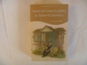 L.M. MONTGOMERY Anne Of Green Gables / Emily Of New Moon PB/HC