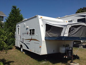 2004 18ft Jayco Jay Feather Hybrid