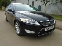 2007 (57) FORD MONDEO 2.5 TURBO ST ENGINE BLACK TITANIUM X SAT NAV