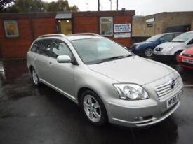Toyota Avensis 2.0TD T3-X