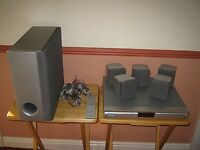 Quality Sony Dolby 5.1 Surround Sound Home Cinema Theatre DVD System Bargain £45ovno For Quick Sale