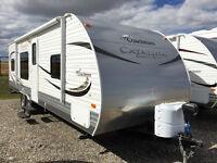 2013 Catalina Santara Series By Coachmen 272 BH