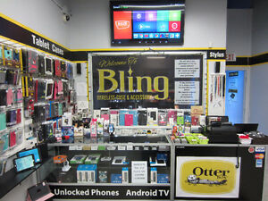 NEW UNLOCKED PHONES FOR SALE - BLING WIRELESS