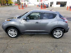 Selling 2015 Nissan Juke SV AWD 28000k LIKE NEW NO GST
