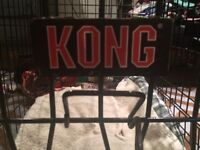 KONG kennel for medium sized dog / puppy