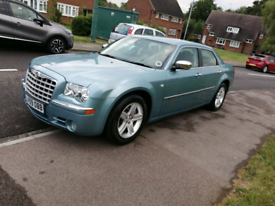 Excellent Condition Chrysler 300 Diesel Auto With Service History