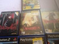 Ps2 games 25ono