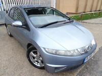 Honda Civic 2.2i-CTDi EX not toyota,vauxhall,vw,ford,nissan,audi,mercedes,seat