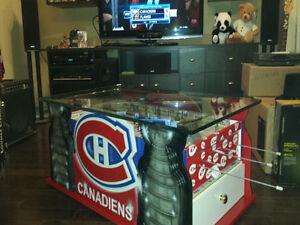 LNH JEU DE HOCKEY TABLE BOARD COLECO GAME ROOM MONTREAL QUEBEC West Island Greater Montréal image 4