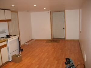 Very SMALL one bedroom apt. JULY 1--* 613-328-6302
