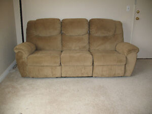 reclining couch - reduced price!