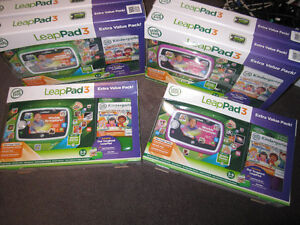 LeapFrog LeapPad3 Kids' Learning Tablet with Wi-Fi - BRAND NEW,