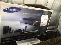 Samsung blue ray 3D DVD player.