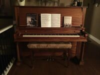 Beautiful Heintzman & Co. Piano