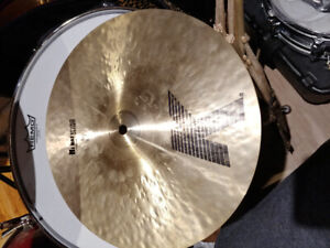 "13"" K Zildjian HiHats plus Z bottom hat"