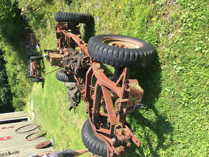 1950 M-38 Military Jeep Parts