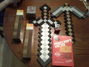 Minecraft Room Decorations and toys