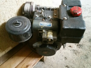 SNOWBLOWER MOTORS W/ELECTRIC START