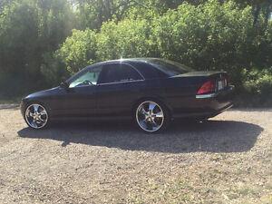 2001 Lincoln LS LS8 Sedan