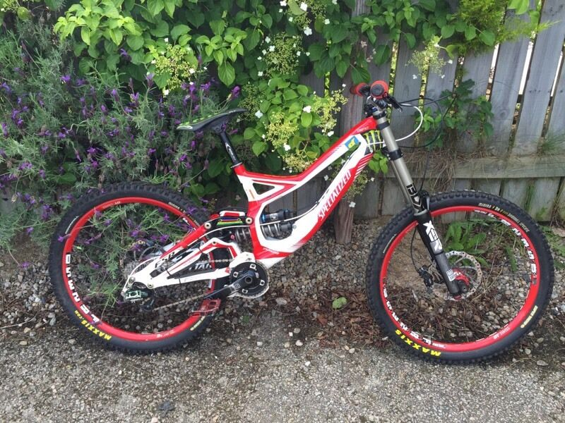 5c11c12520d Downhill Mountain Bikes Specialized