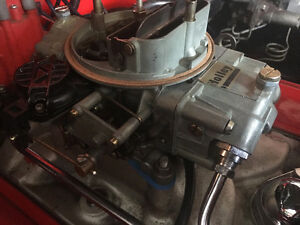 Holley 750(avail now),GM Perf. Chev intake for SBC(avail may 1)
